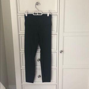 Wunder Under 7/8 pants - worn once!